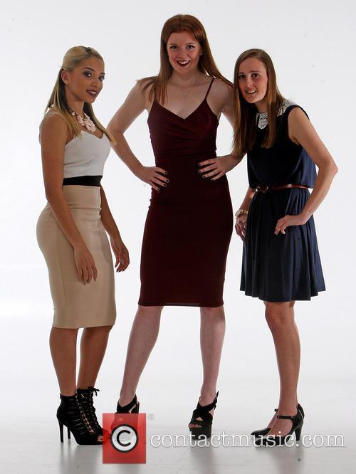 Whitney Locke, Hannah Wheeler and Katie Bottom. 4
