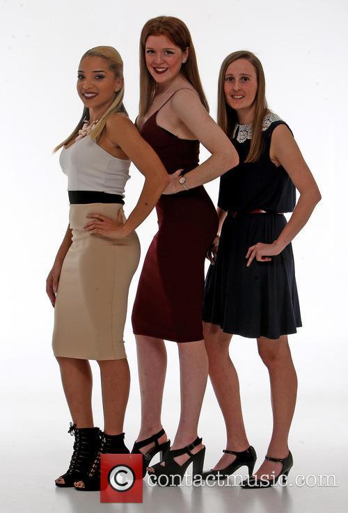 Whitney Locke, Hannah Wheeler and Katie Bottom. 5
