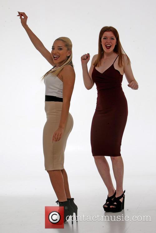 Whitney Locke and Hannah Wheeler 6