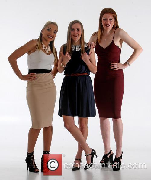 Whitney Locke, Katie Bottom and Hannah Wheeler 8