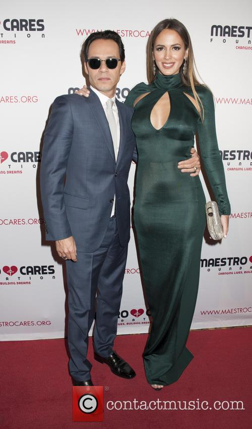Marc Anthony and Shannon De Lima 3