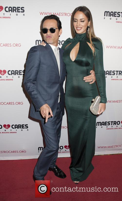 Marc Anthony and Shannon De Lima 4