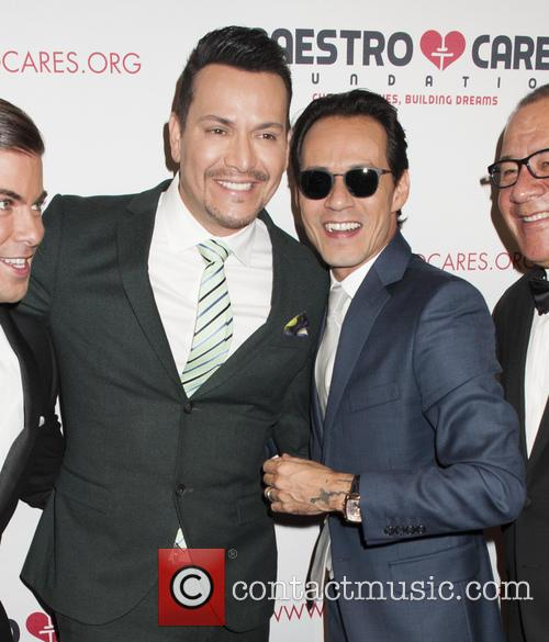 Victor Manuelle and Marc Anthony 1