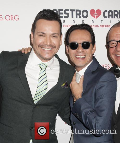 Victor Manuelle and Marc Anthony 2