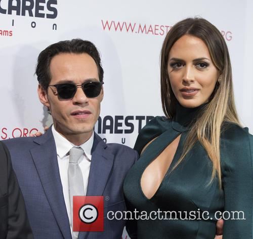 Marc Anthony and Shannon De Lima 6