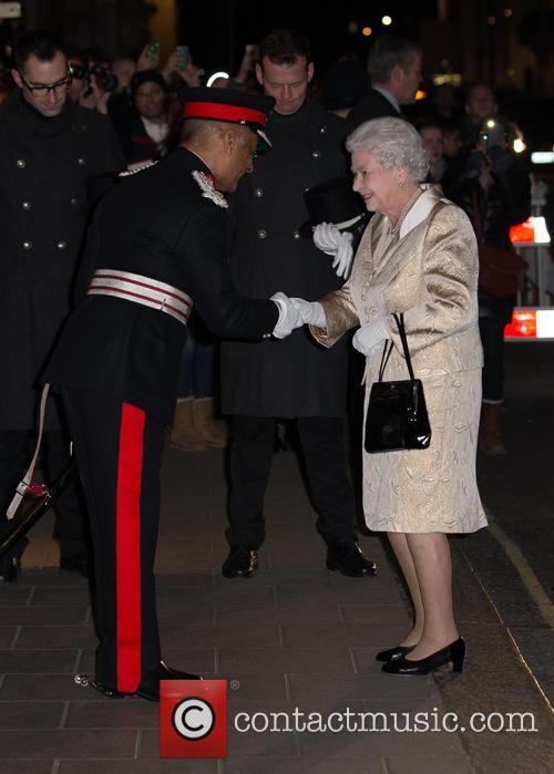 Hm The Queen and Elizabeth Ii 3