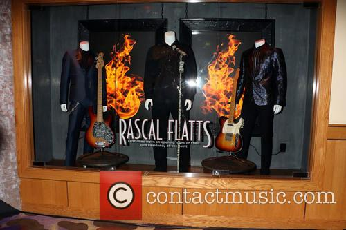 Hard Rock Hotel and Casino welcomes Rascal Flatts...
