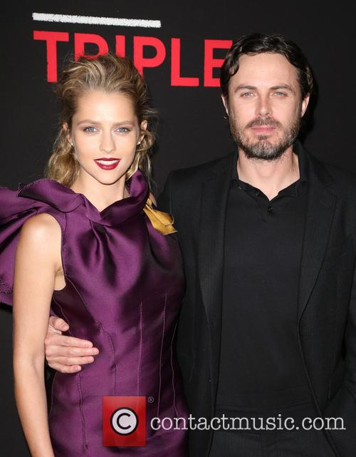 Teresa Palmer and Casey Affleck 1