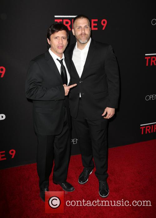 Clifton Collins Jr. and Guest 6
