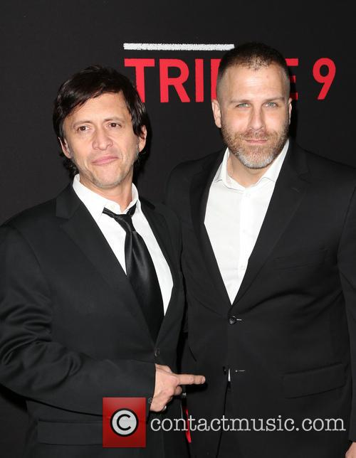 Clifton Collins Jr. and Guest 7