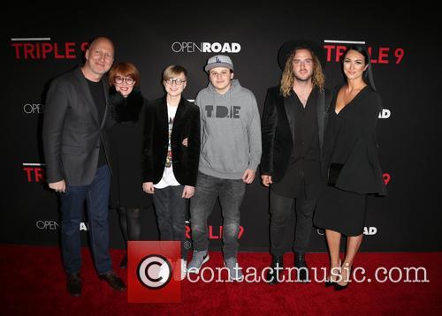 John Hillcoat and Family 4