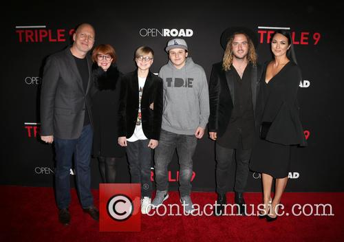 John Hillcoat and Family 5