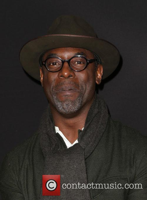 Isaiah Washington 7