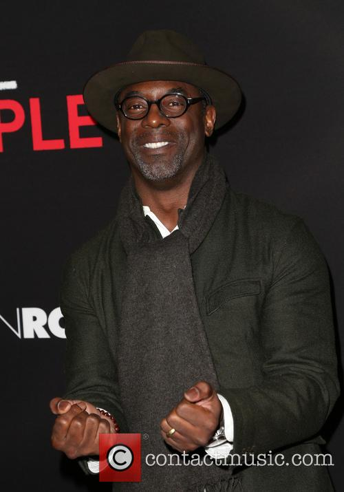 Isaiah Washington 9