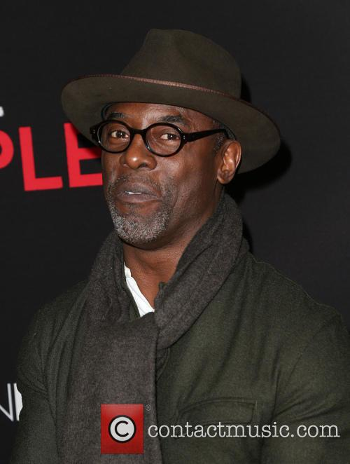 Isaiah Washington 11