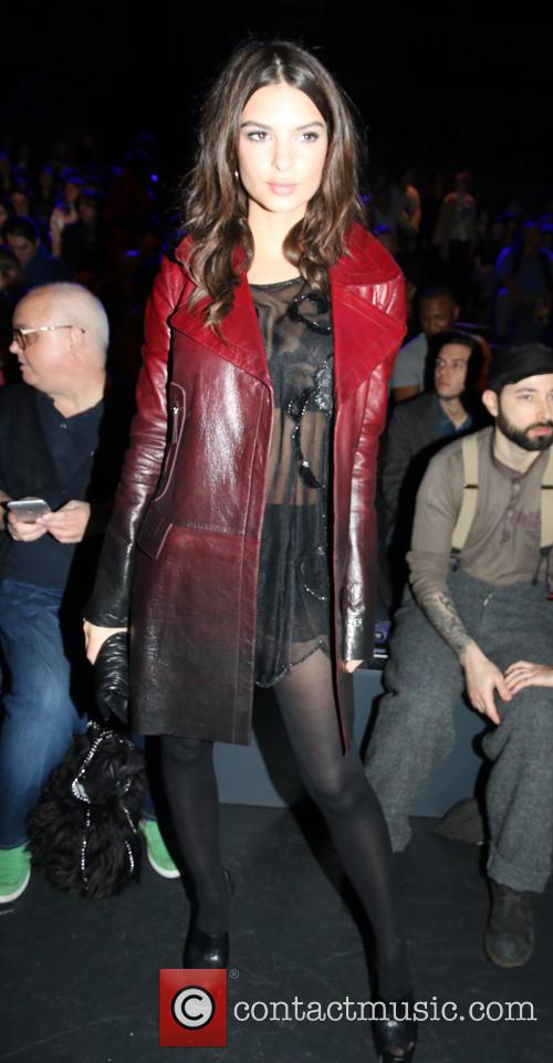 New York Fashion Week Fall 2016 - Anna...
