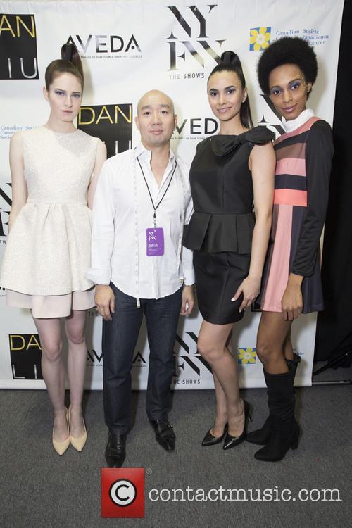 Dan Liu and Models 1