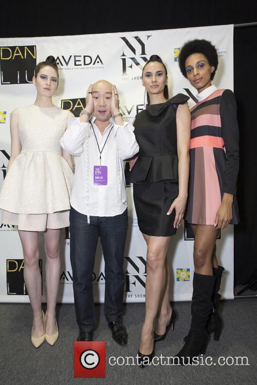 Dan Liu and Models 2