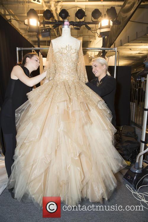 New York Fashion Week Fall/Winter 2016 - Marchesa...
