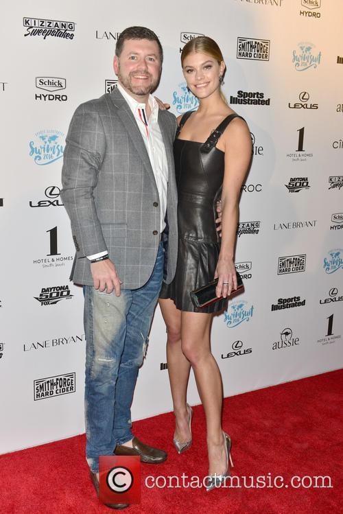 Brendan Ripp and Nina Agdal 2