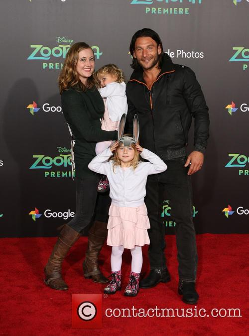 Walt Disney, Zach Mcgowan, Emily Johnson, Matt Mcgowan and Doug Mcgowan 2