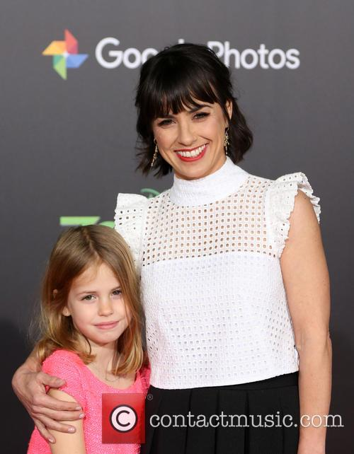 Constance Zimmer and Colette Zoe Lamoureux