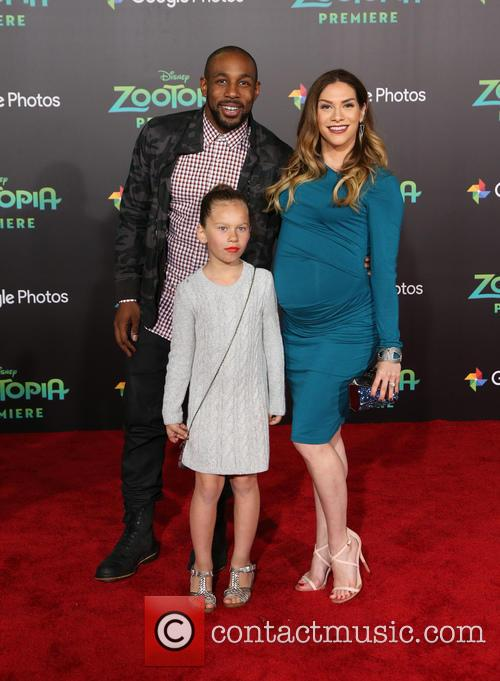 Stephen 'twitch' Boss, Allison Holker and Weslie Fowler 4