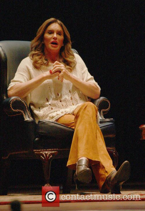 'An Evening with Caitlyn Jenner' at University of...