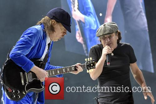 Brian Johnson and Angus Young 3