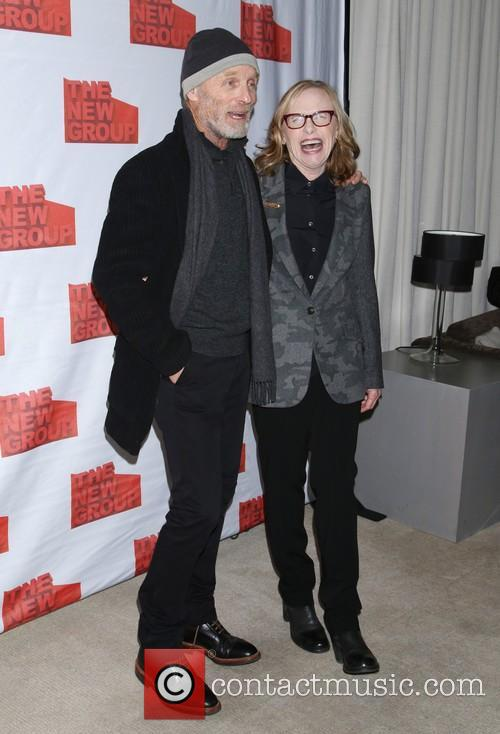 Ed Harris and Amy Madigan 1