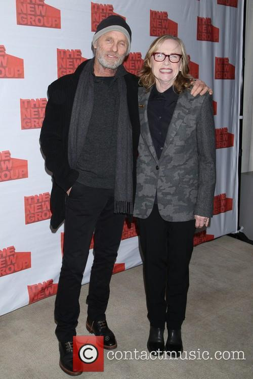 Ed Harris and Amy Madigan 4