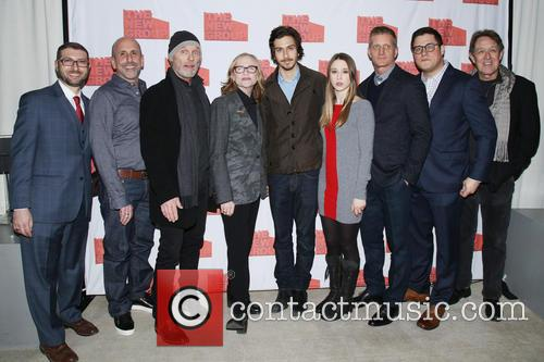 Adam Bernstein, Scott Elliott, Ed Harris, Amy Madigan, Nat Wolff, Taissa Farmiga, Paul Sparks, Rich Sommer and Larry Pine