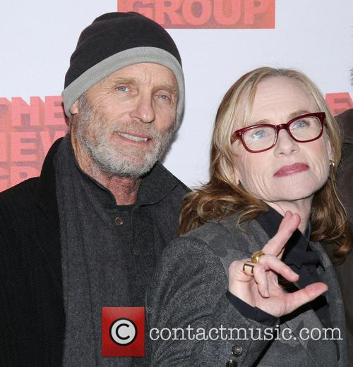 Ed Harris and Amy Madigan 9