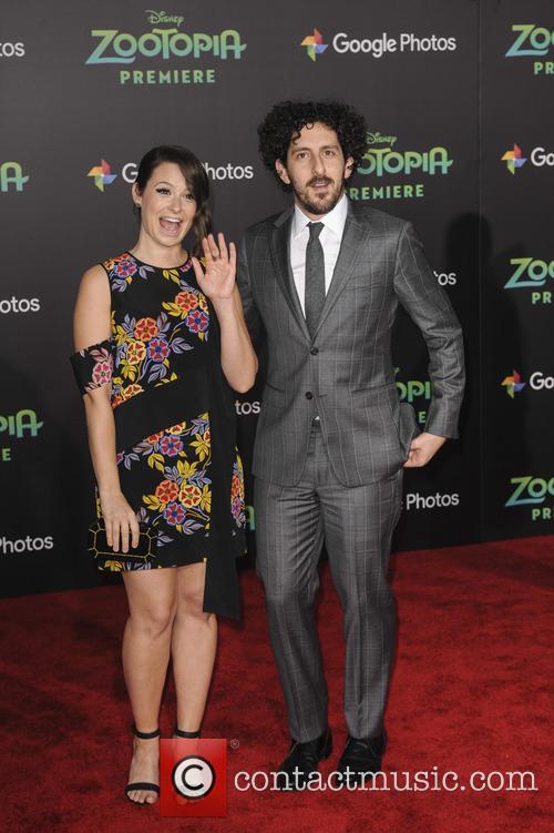 Katie Lowes and Adam Shapiro 1