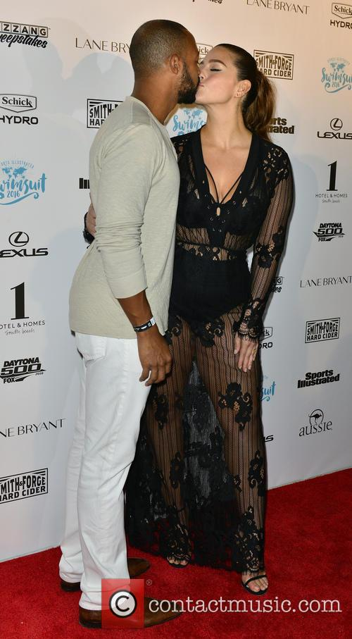 Justin Ervin and Ashley Graham 1