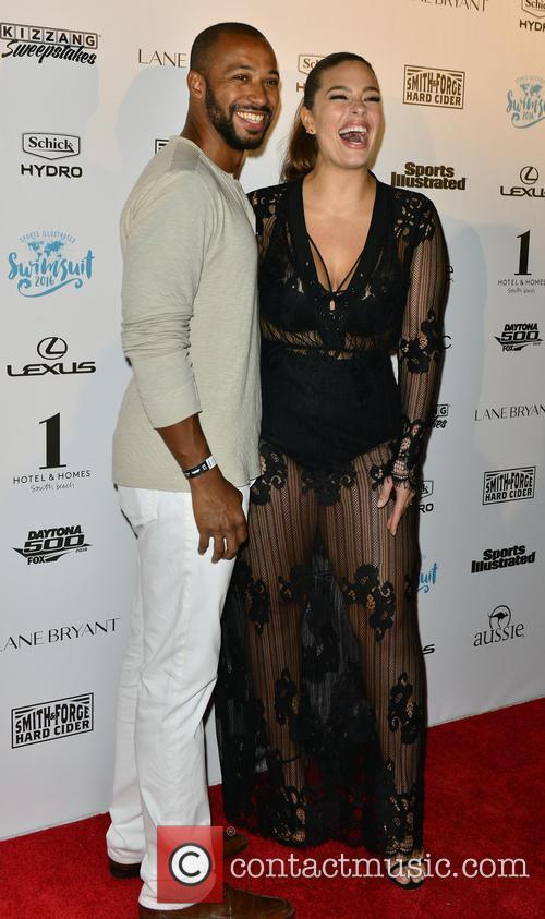 Justin Ervin and Ashley Graham 2