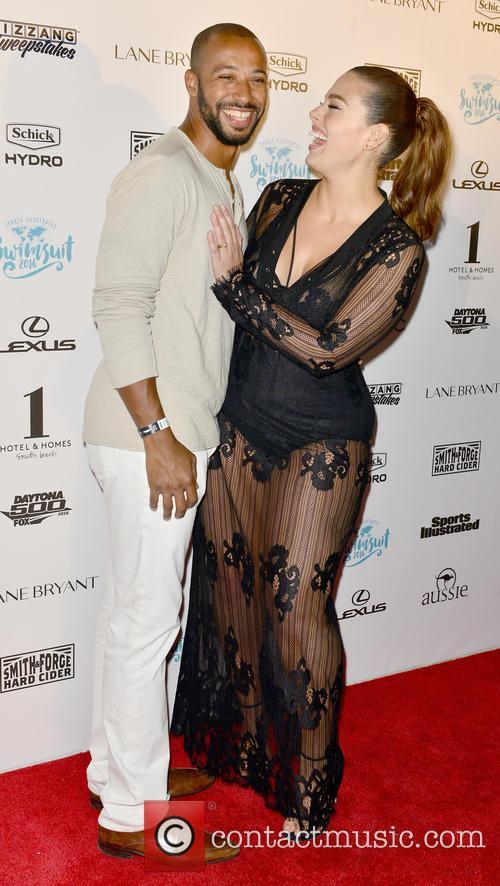 Justin Ervin and Ashley Graham 3