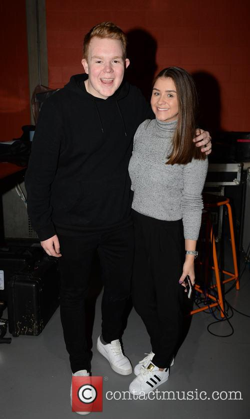 Brooke Vincent and Colson Smith 1