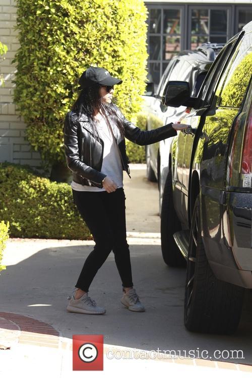 Kourtney Kardashian, Reign Aston Disick and Penelope Scotland Disick 5