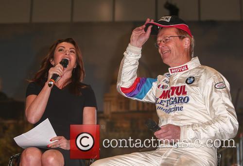 Suzi Perry and Ari Vatanen 8