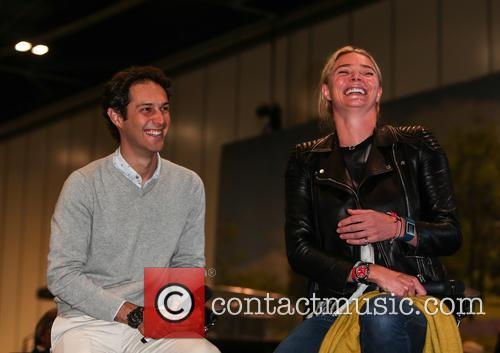 Bruno Senna and Jodie Kidd 5