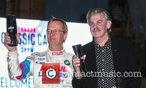 Ari Vanaten and Gordon Murray 1