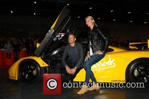 Jensen Button and Jodie Kidd 3