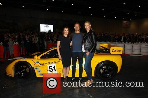 Suzi Perry, Jensen Button and Jodie Kidd 3