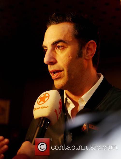 Sacha Baron Cohen 8