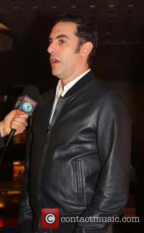 Sacha Baron Cohen 9