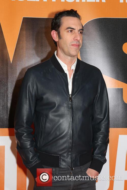 Sacha Baron Cohen 11