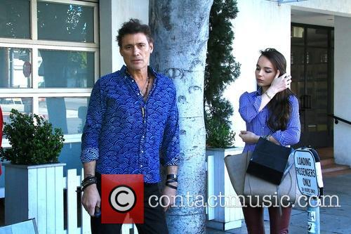 Steven Bauer and Lyda Loudon 4