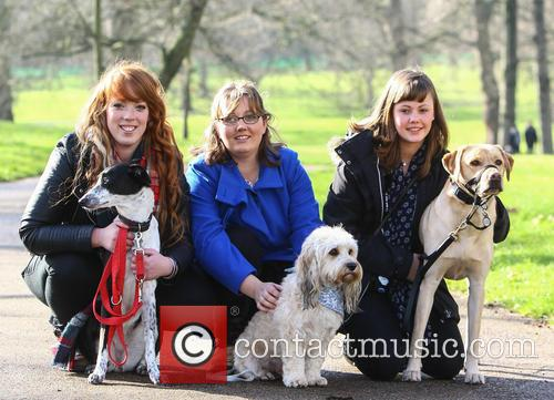 Sophie Pearman, Scooby, Rosie Reid, Boo, Louise Jacobs and Teddy Bear 8