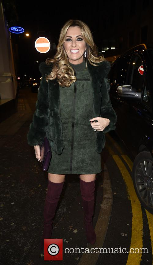 'Real House Wives of Cheshire' star Leanne Brown...